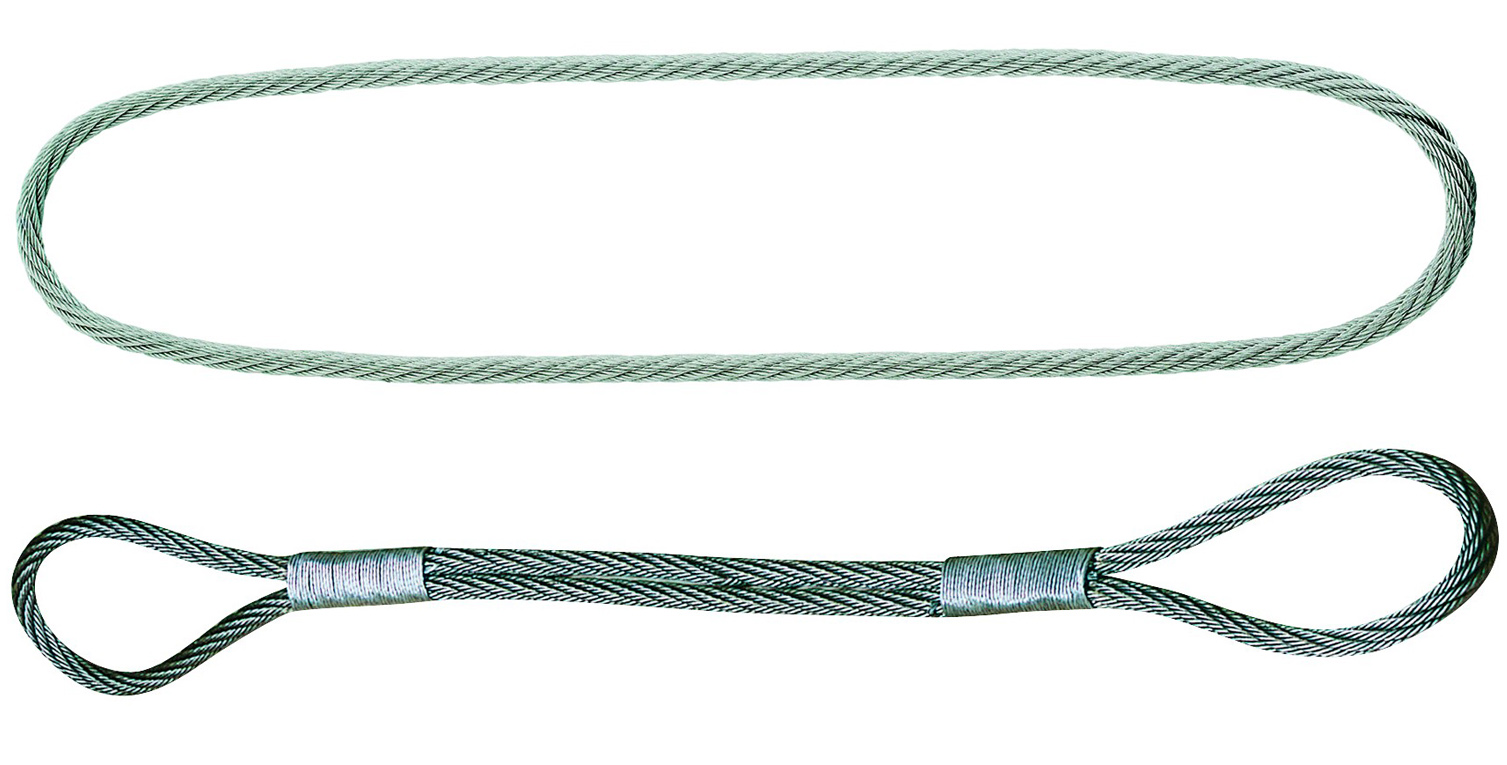 TECI: WIRE ROPE SLINGS